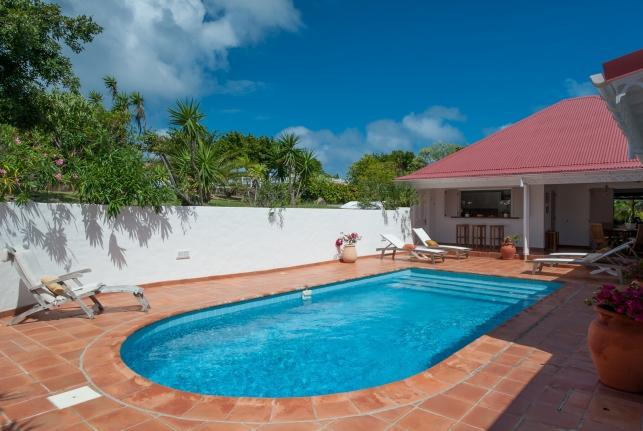Villa Cottage Breeze St Barts Rental Villa Cottage Breeze - Image 1 - Saint Barthelemy - rentals