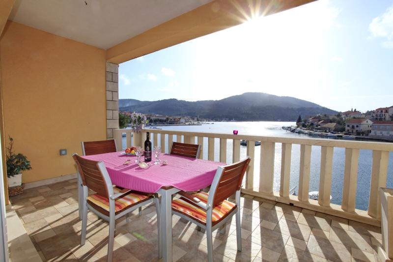 Dea Caeli: apartment  2 - Image 1 - Vela Luka - rentals