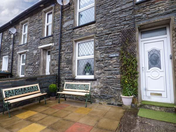 7  DOLYDD TERRACE, mid-terrace, open fire, close to walks, cycle tracks, WiFi - Image 1 - Tanygrisiau - rentals