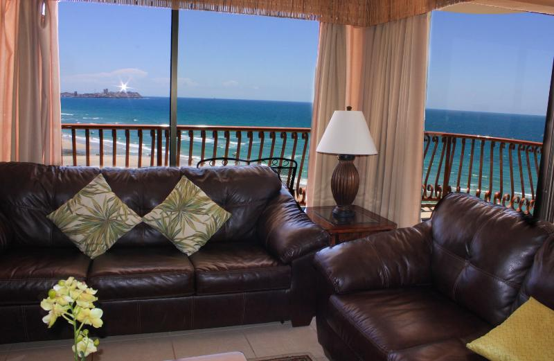 Luxurious Oceanfront 3BR with 180 degree Views! - Choose from 10  Resorts-Awesome Oceanfront Views! - Rocky Point - rentals
