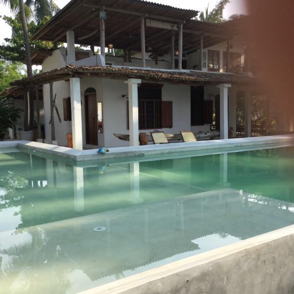 Deep Blue Sri Lanka Rentals: Colonial Villa Seafront - Image 1 - Matara - rentals
