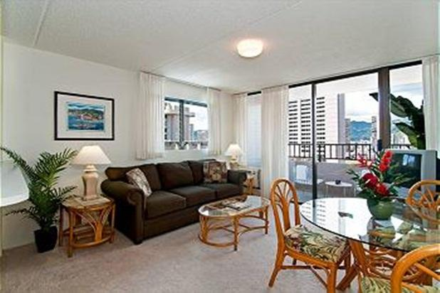 Royal Kuhio Condo with Pool, Parking, and Kitchen! - Image 1 - Honolulu - rentals