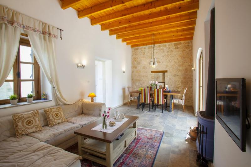 PM Messogi Stone Cottage - Image 1 - Paphos - rentals
