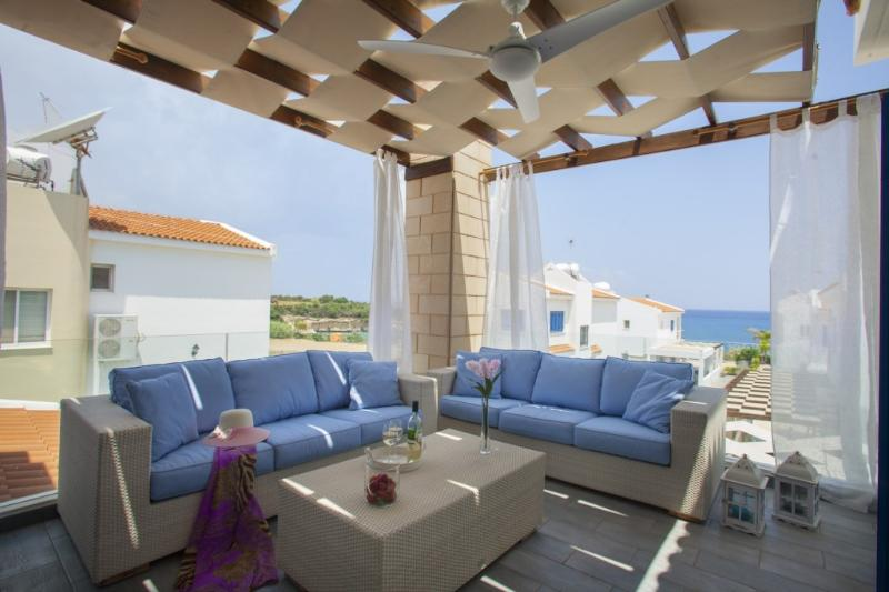 PRAB6 Anafi Sea Views - Image 1 - Protaras - rentals