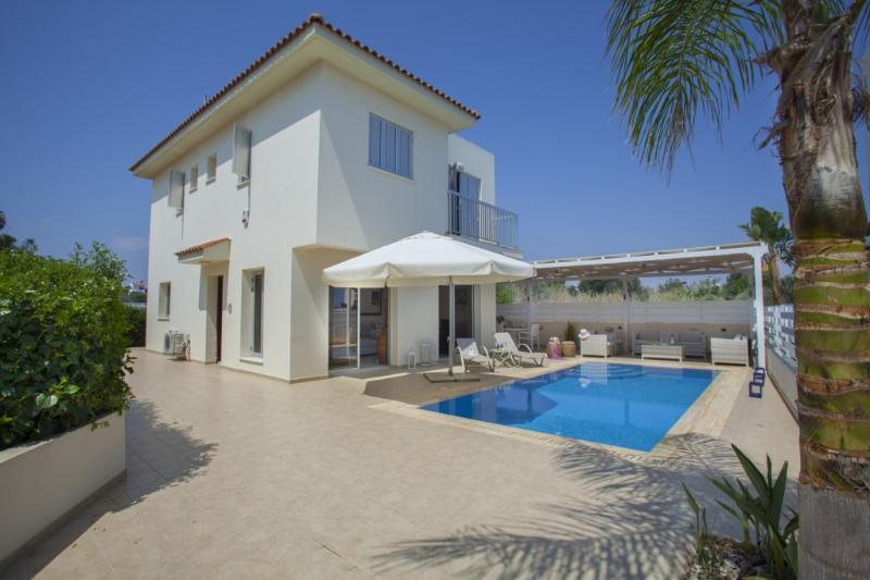 Protaras Holiday Villa PEPC3 Posidonas 3 - Image 1 - Protaras - rentals