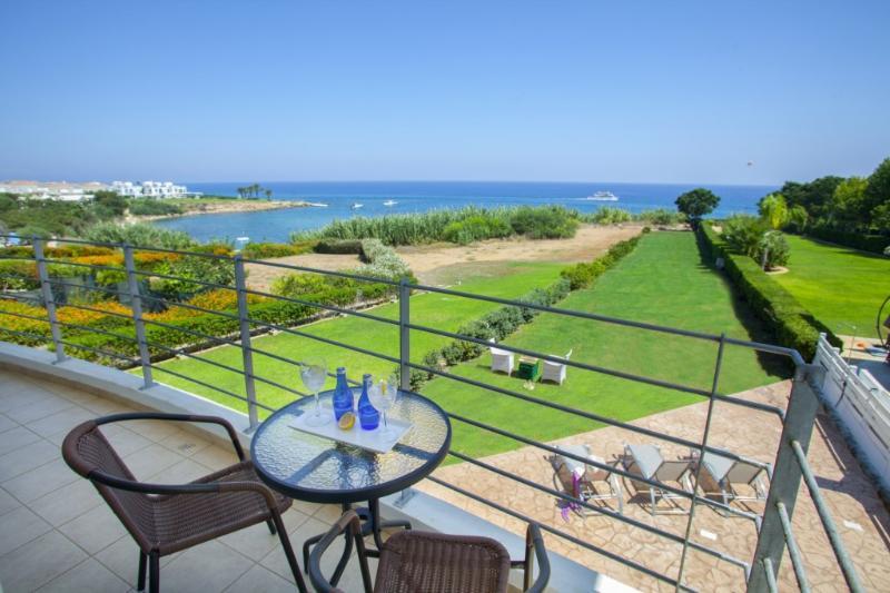 PRSV2 Beachfront Villa Del Mare - Image 1 - Protaras - rentals