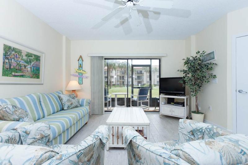 Ocean Village Club Q14, 2 Bedroom, Ocean View, Pet Friendly, WiFi, Sleeps 6 - Image 1 - Saint Augustine - rentals