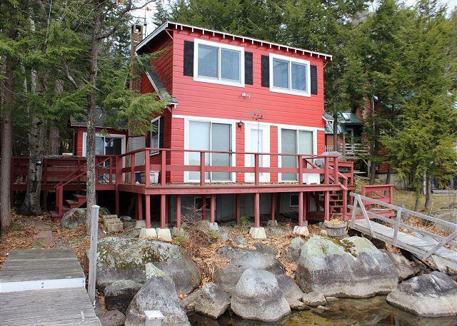 Lake Waukewan Waterfront (HAS14Wf) - Image 1 - Center Harbor - rentals