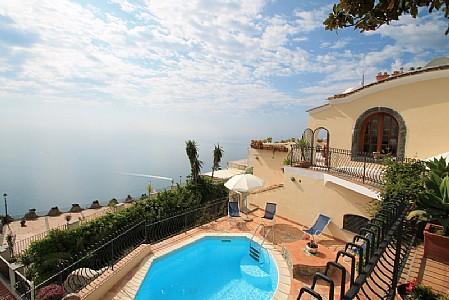Villa Elvira - Image 1 - Praiano - rentals