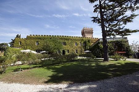 Castello del Granduca Grande - Image 1 - Venturina - rentals