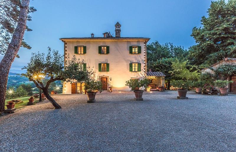 Villa Belgarbo - Image 1 - Monterchi - rentals