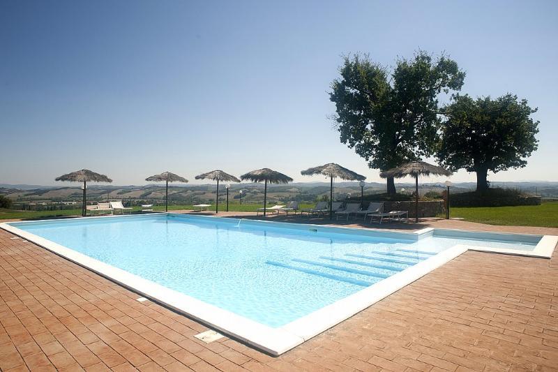 Villa Metallia - Image 1 - Buonconvento - rentals