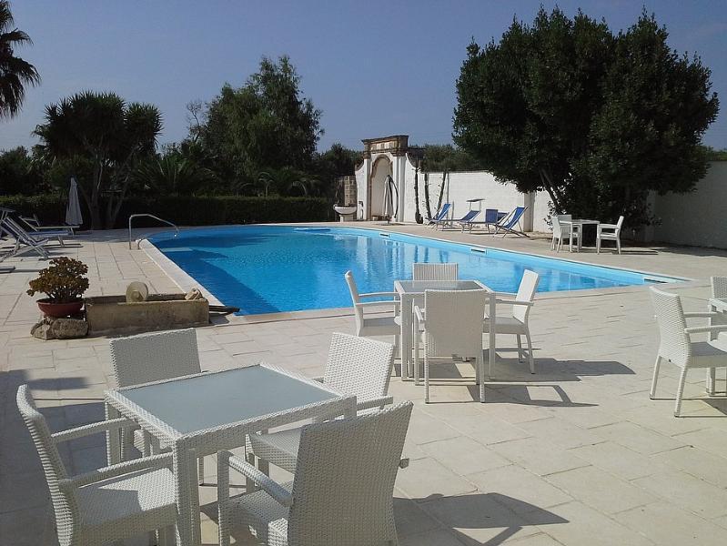 Villa Lippia B - Image 1 - Tuglie - rentals