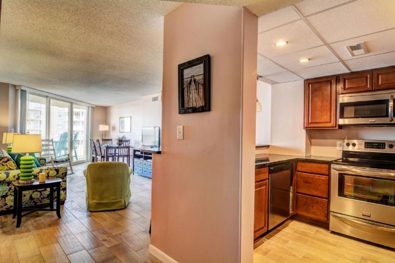 Foyer - St Regis 2306 - North Topsail Beach - rentals