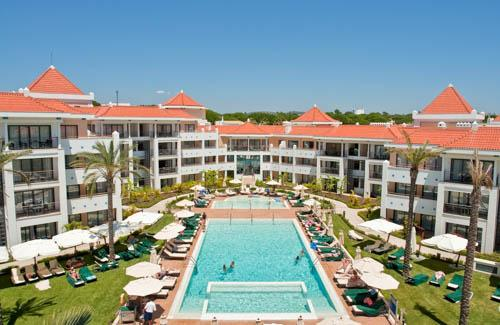 As Cascatas One Bedroom Suite, Room Only - Image 1 - Algarve - rentals
