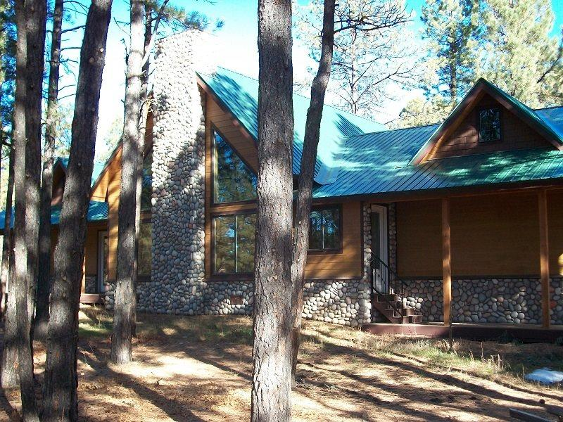 Enchanted Place is a beautiful vacation home in Pagosa Springs, offering amazing memory-filled vacations. - Image 1 - Pagosa Springs - rentals