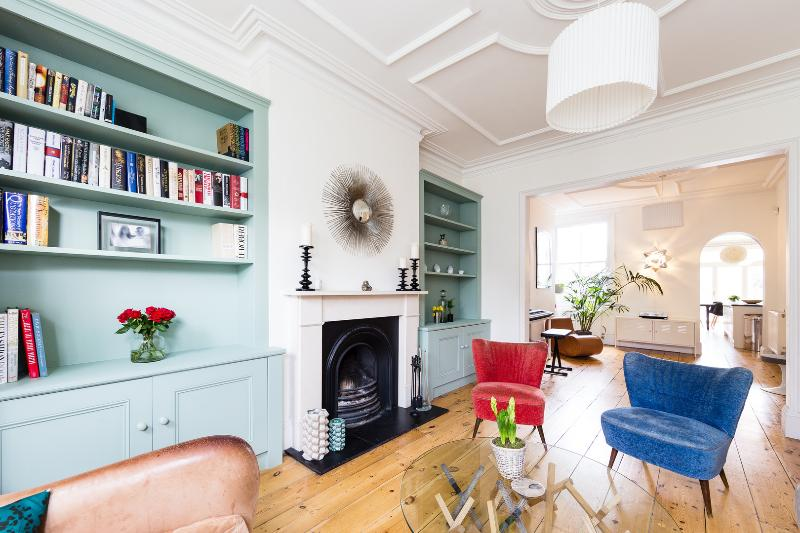 A stylish and bright home in the heart of West London - Image 1 - London - rentals