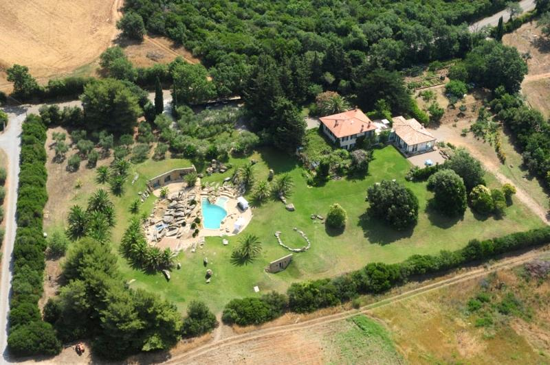 Villa delle Stelle - Splendid Villa near Tuscany Coast with Pool Retreat, Terraces, and Countryside - Image 1 - Capalbio - rentals