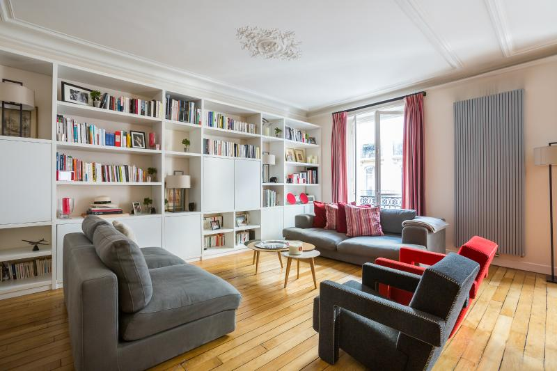 onefinestay - Rue Pierre Demours II private home - Image 1 - Paris - rentals