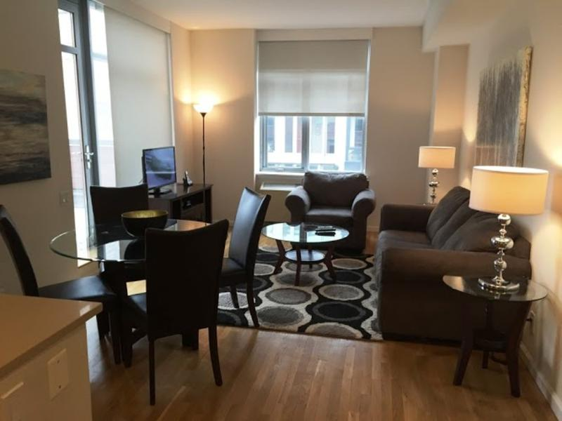 Well Lit 1 Bedroom Apartment in New York - Image 1 - New York City - rentals