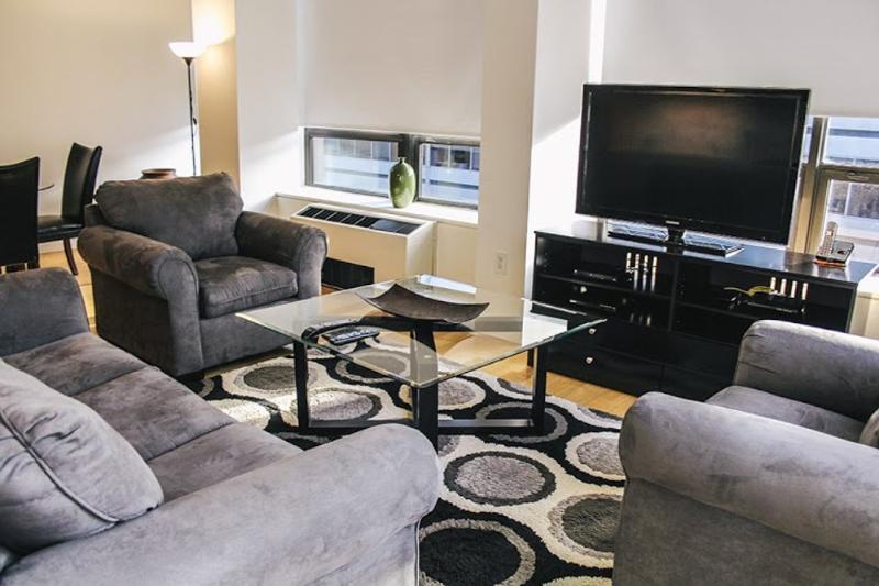 Hotel-Like Design 2 Bedroom 2 Bathroom Apartment in New York - Image 1 - New York City - rentals