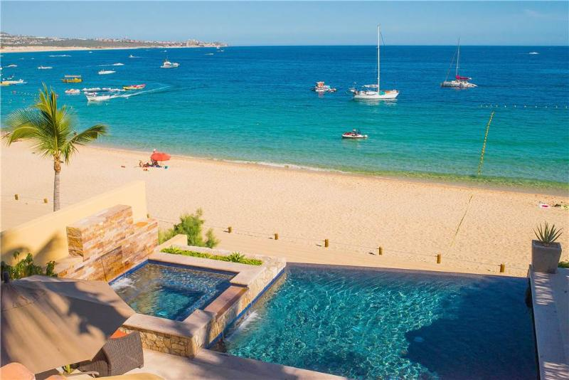 Luxurious Beachfront - Hacienda Villa 11 - Image 1 - Cabo San Lucas - rentals