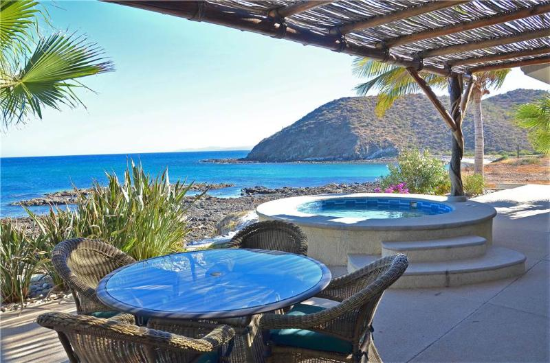 Beachfront Magic - Villa Langosta - Image 1 - La Paz - rentals