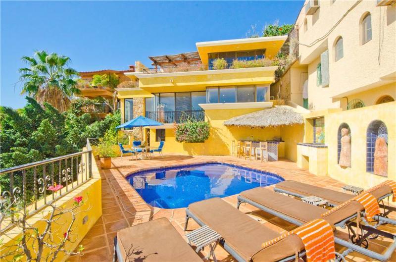 Charming Ocean Views - Villa Tequila - Image 1 - Cabo San Lucas - rentals