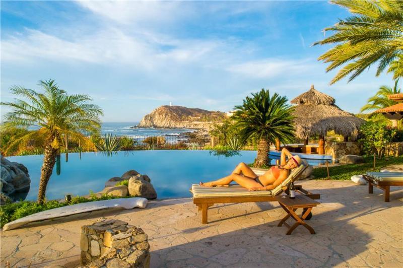 Beachfront Masterpiece - Villa Vista Ballena - Image 1 - Cabo San Lucas - rentals