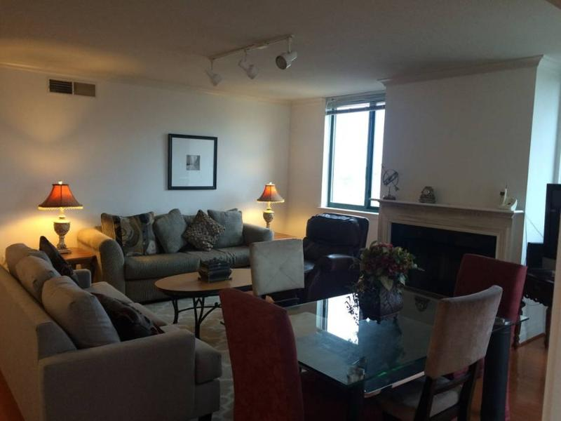 Sleek 2 Bedroom, 2 Bathroom Baltimore Condo With Amazing Amenities - Image 1 - Baltimore - rentals