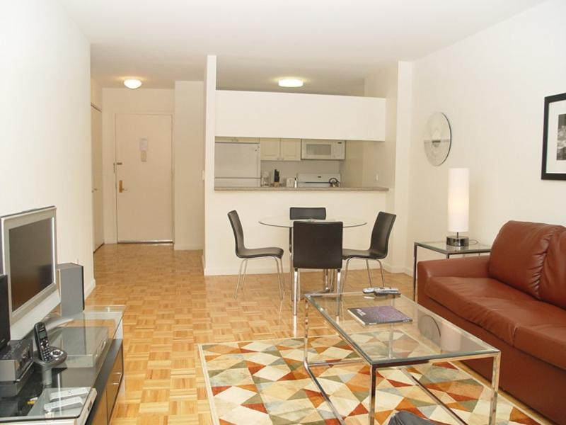 BEAUTIFUL AND MODERN 1 BEDROOM, 1 BATHS APARTMENT - Image 1 - New York City - rentals