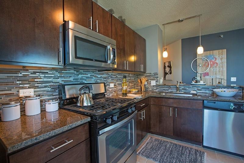 Furnished Studio Apartment at E Ohio St & N Fairbanks Ct Chicago - Image 1 - Chicago - rentals