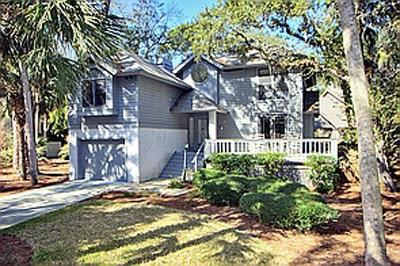 10 Canvasback  5TH ROW 4 BEDROOMS 3 1/2 BATHS - Hilton Head Sea Pines Walk2Beach/book online - Hilton Head - rentals
