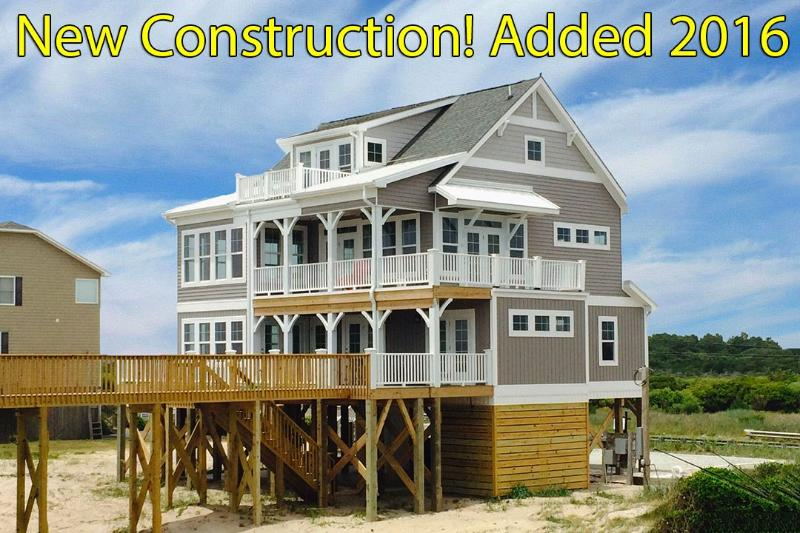 Gorgeous New Home - New River Inlet Rd 1190 - Sneads Ferry - rentals