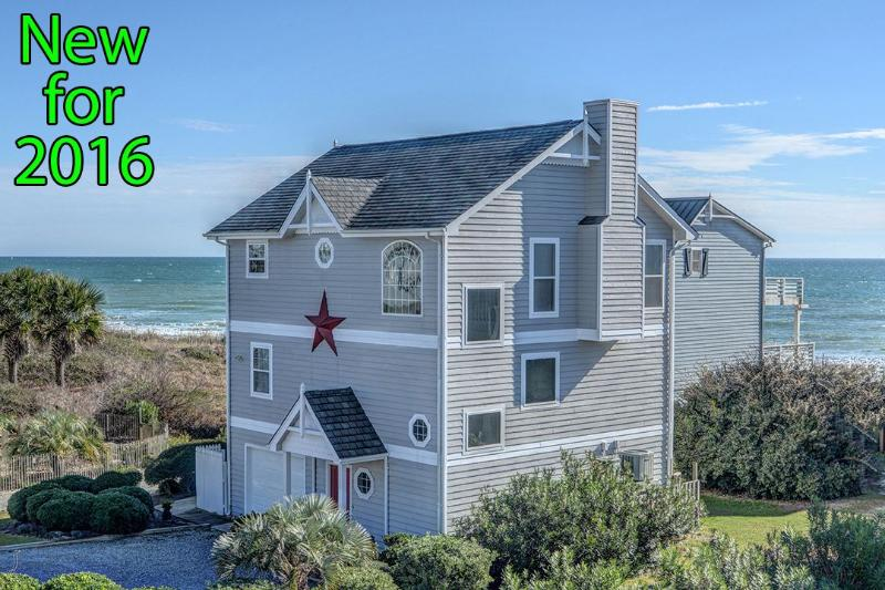 "129 S. Permuda Wynd - S. Permuda Wynd 129 | Major Amenities: Community Pool, Internet, Tennis Courts, 4 TV's (32"" TV's in all bedrooms), Ping Pong Table! - North Topsail Beach - rentals"