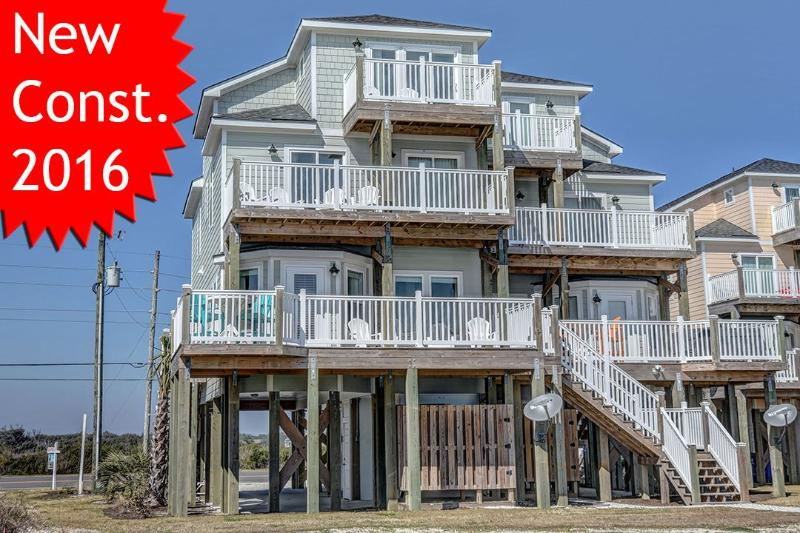 From the Ocean Side - Professionally Decorated, Everything New!! Community Pool, Elevator, Internet!!  Discounts Available- See Description!! - Sneads Ferry - rentals
