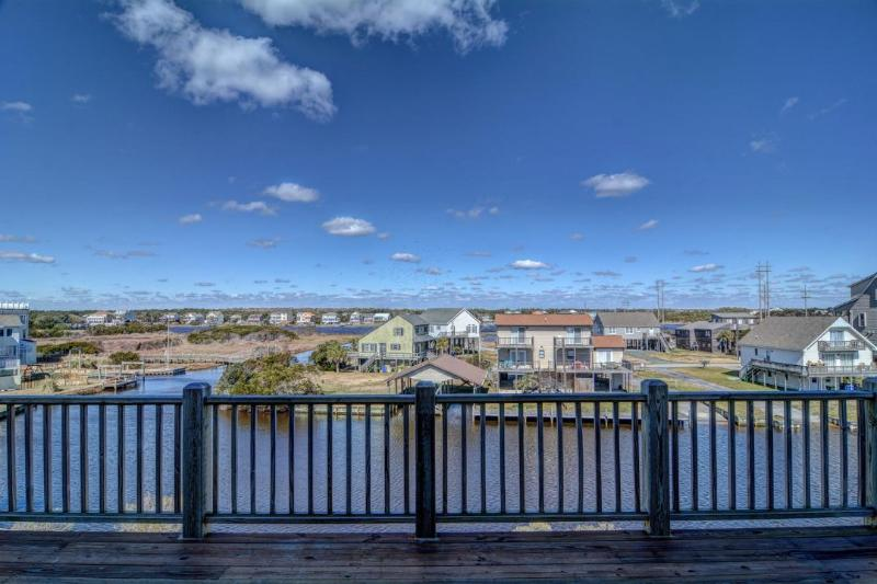 Canal/ Soundview - New River Inlet Rd 1597 | Canal Home | Unobstructed Ocean View | Perfectly - Sneads Ferry - rentals
