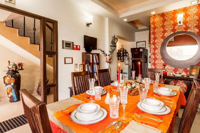 Sai villa - 6 bedrooms + Terrace at Greater Kailash-2 - Image 1 - New Delhi - rentals