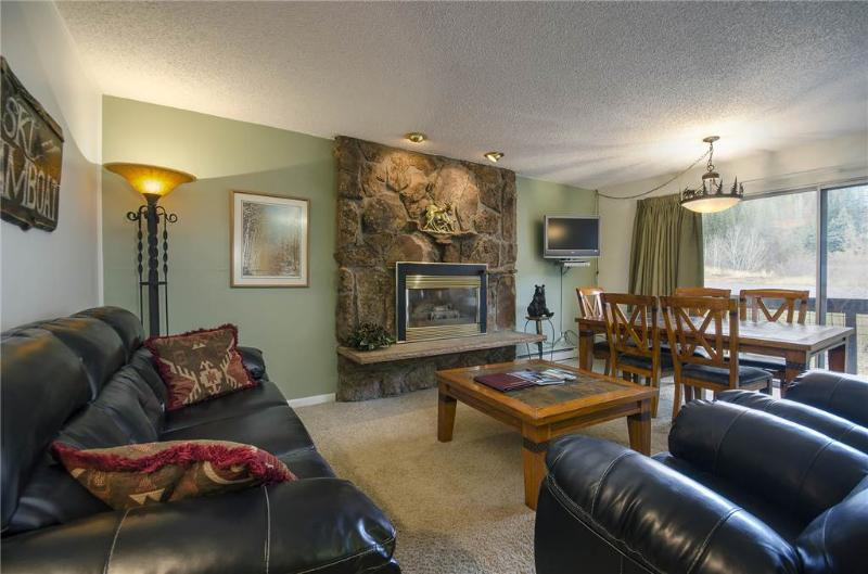 Storm Meadows East Slopeside - SE067 - Image 1 - Steamboat Springs - rentals