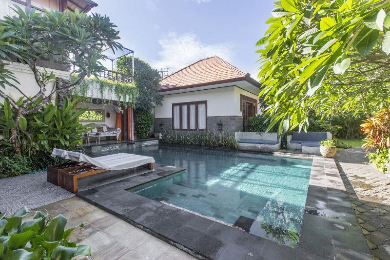 The Pool - Lotus Villa with 6 bedrooms & swimming pool! - Sanur - rentals