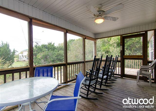 Parrish - 4BR Beach Walk Home On Bike Path - Image 1 - Edisto Island - rentals