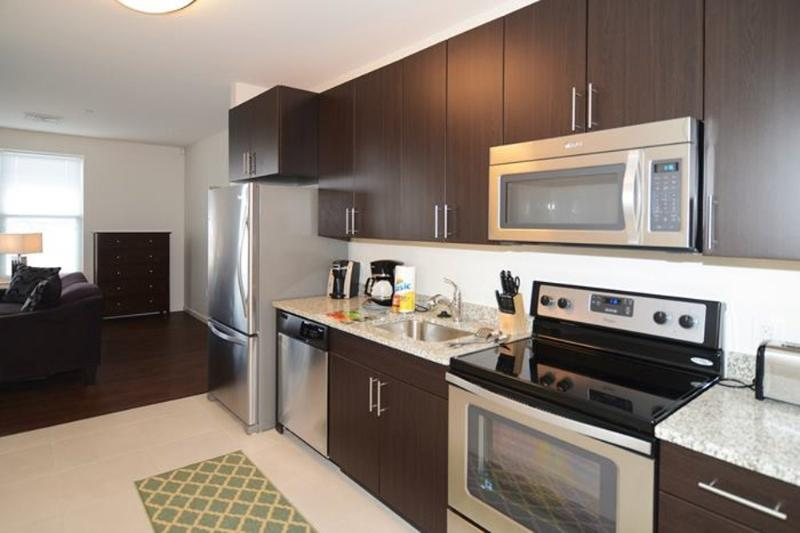 Comfortable and Stylish Apartment in Boston With 1 Bedroom and 1 Bathroom - Image 1 - Boston - rentals