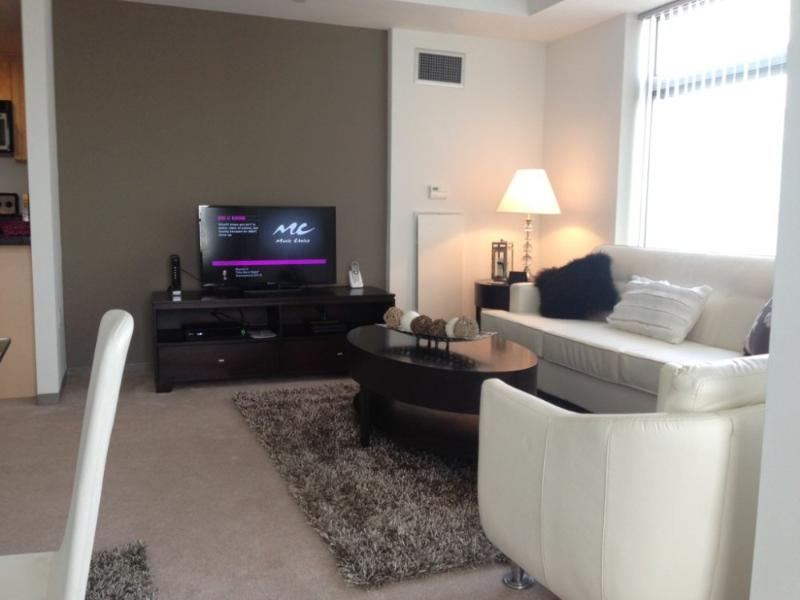 Fully Furnished 2 Bedroom, 2 Bathroom Apartment in Kendall Square With Full Kitchen - Image 1 - Cambridge - rentals