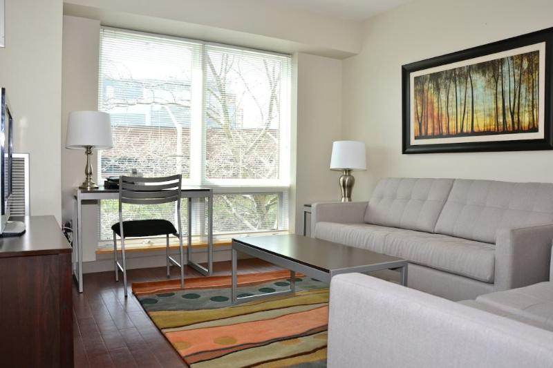 CHARMING, COZY AND FURNISHED 1 BEDROOM, 1 BATHROOM APARTMENT - Image 1 - Cambridge - rentals