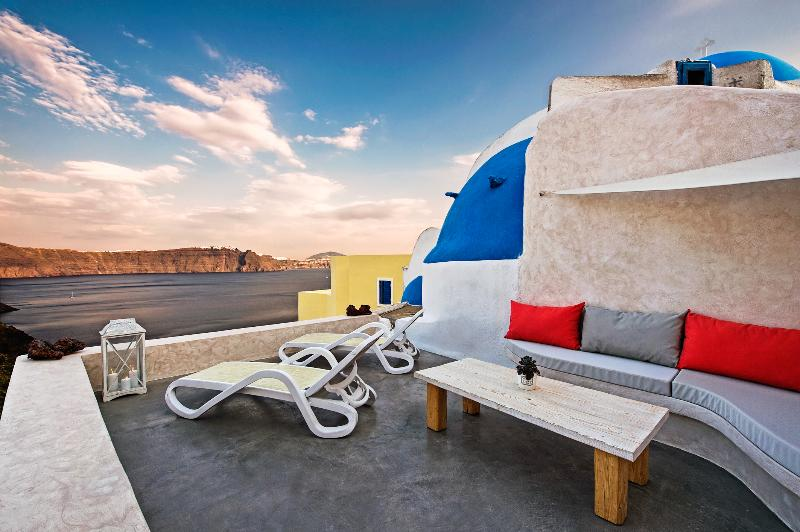 THE DREAM HOUSE - Image 1 - Oia - rentals