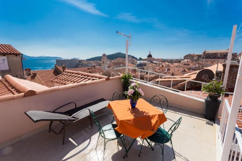 Beautiful view from the teracce - Vila Mila - Dubrovnik - rentals