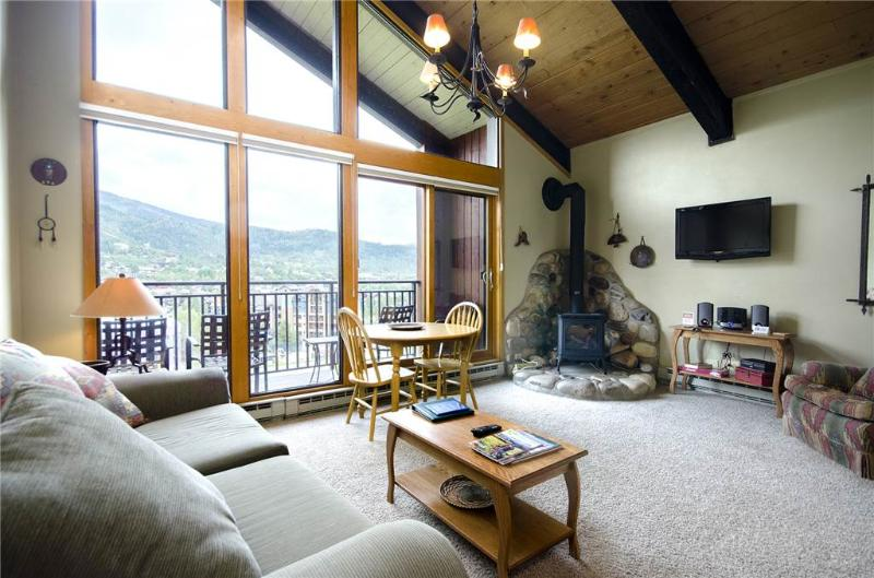 West Condominiums - W3537 - Image 1 - Steamboat Springs - rentals