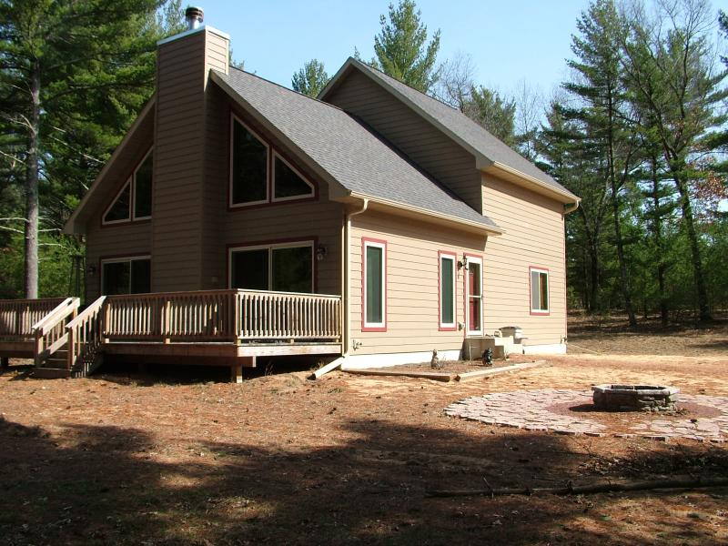 Bayside Retreat on Castle Rock Lake near WI Dells - Image 1 - Friendship - rentals