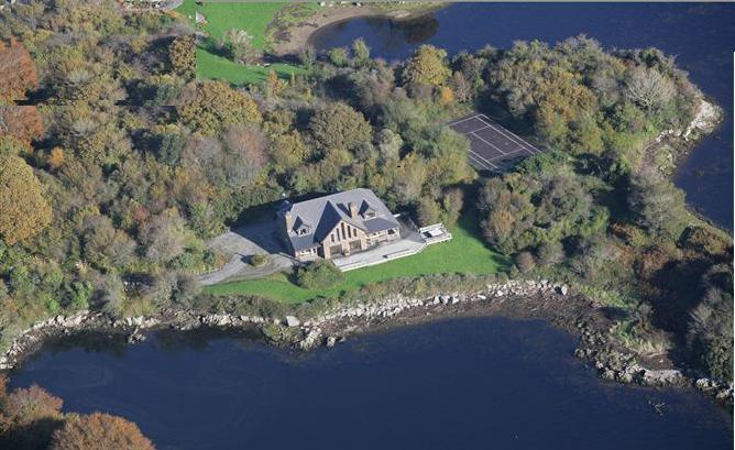 riverrun - waterfront  location & tennis court - Riverrun - Luxury New England Style Water Front - Kenmare - rentals