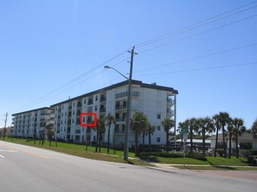 Exterior View - 3rd Floor Oceanfront 2/2, Wi-Fi, Fun - Ormond Beach - rentals
